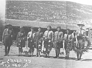 Commemorating Tel-Hai Battle (1930)