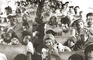 Between 1949-1950 the entire community of Yemenite Jews (about 49,000) immigrated to Israel in 'Operation Magic Carpet'