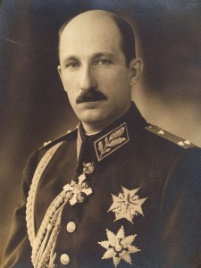 Tzar Boris III of Bulgaria (courtesy of the Bulgarian Archives State Agency