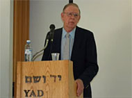 'Abandonment' Author David Wyman: 'I'd Die for Israel'
