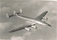 Lockheed L-049 similar to downed airliner