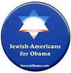 Jewish-Americans for Obama logo
