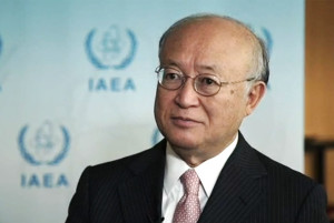 IAEA Director General Yukiya Amano in a BBC interview on Iran