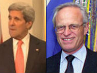 Martin Indyk and John Kerry