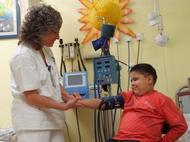 Patient care at Shaare Zedek (photo credit: Shaare Zedek)