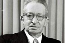 Yitzhak Ben-Zvi (1884-1963)