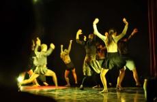 Jerusalem dance company Vertigo opened the event