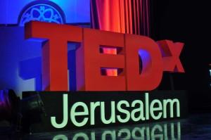 TEDxJerusalem, held in he auditorium of Jerusalem's historic YMCA