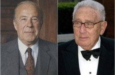 KISSINGER & SCHULTZ ALSO 'UNEASY' ABOUT IRANIAN DEAL