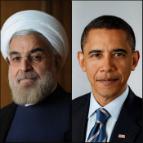 Hassan Rouhani & Barack Obama