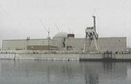 Iranian nuclear reactor in Bushehr