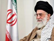 Iran's supreme dictator Ayatollah Khameini