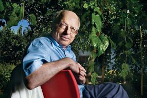 Prof. Itamar Willner (Photo: Koby Kalmanovich)