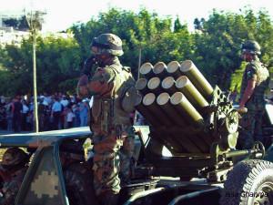 Jordanian troops