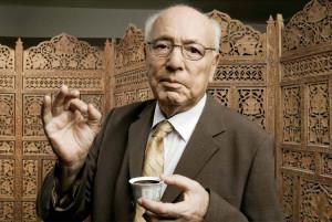 Prof. Sasson Somekh (Photo: Koby Kalmanovich)