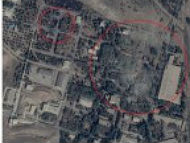 Satellite images: Damage at the Military Research Complex at Parchin (photo credit: Israel Defense
