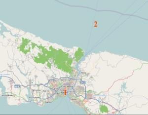 Struma-map