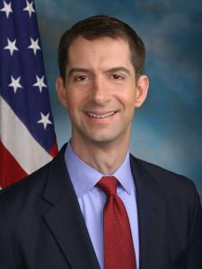U.S. (AR) Senator Tom Cotton