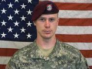U.S. Soldier Bowe Bergdahl