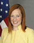 US Spokesperson Jen Psaki (photo credit: US Department of State)