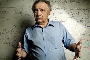 Prof. Vitali Milman (Photo: Koby Kalmanovich)
