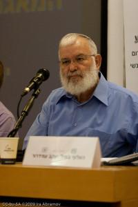 Yaakov Amidror (by Ira Abramov CC BY-SA 2.0 - Wikimedia Commons)