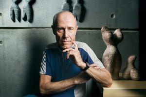 Prof. Yoram Groner (Photo: Koby Kalmanovich)