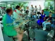 The Cardiac Rehabilitation center in Shaare Zedek (photo credit: Shaare Zedek)