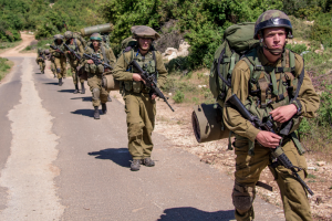 soldiers in the IDF (photo credit: IDF flickr)