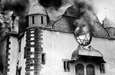 Crystal Night (Kristallnacht)
