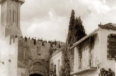Dec. 1917 – General Allenby Enters Jerusalem