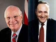 Democratic Senators Ben Cardin & Chuck Schumer