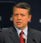 Abdullah - King of Jordan