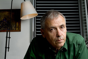 Prof. Ariel Rubinstein (Photo: Koby Kalmanovich)