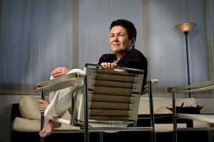 Prof. Nitza Metzger Szmuk (Photo: Koby Kalmanovich)