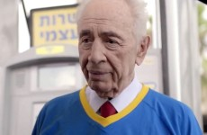 A Farewell To Peres As President That Will Make You Smile
