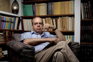Prof. Yaakov Sussman (Photo: Koby Kalmanovich)