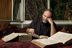 Prof. Yehuda Liebes (Photo: Koby Kalmanovich)