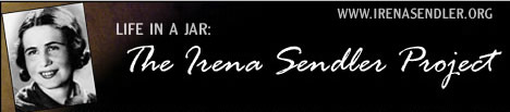 Visit the Irena Sendler Project homepage