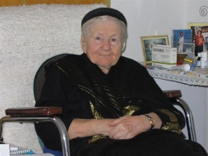 Irena Sendler, who risked her life to save some 250 Jewish children