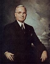 Harry S. Truman, 1945–1953