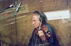 Violinist Ivri Gitlis