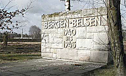 The Bergen-Belsen Memorial