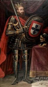 King Afonso Henriques (1139-85)