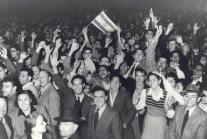 Celebrations in Tel-Aviv