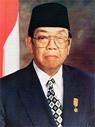 Abdurrahman Wahid, former president of Indonesia