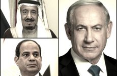 Egypt, Saudi Arabia & Israel link up to take on Iran