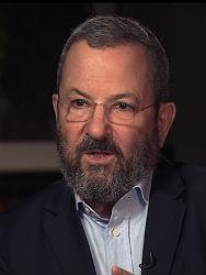 Former Israeli PM Ehud Barak