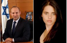 Naftali Bennett and Ayelet Shaked (CC Wikimedia Commons)