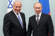 Israeli PM Netanyahu and Russian PM Putin (photo by: Avi Ohayon, CC GPO National Photo Collection)